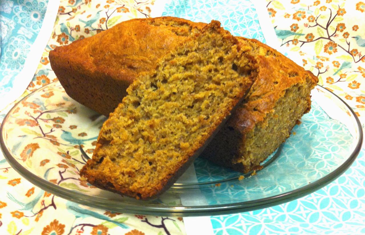 banana bread recipe card - photo #35