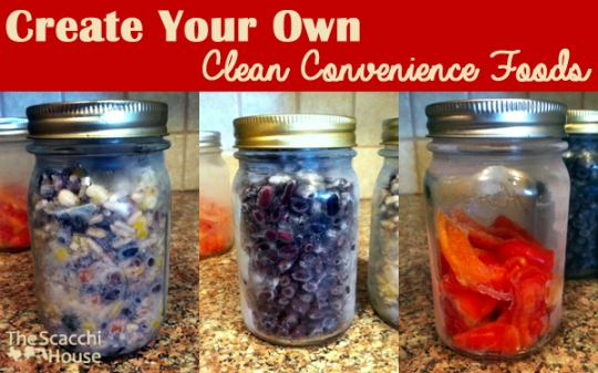 Clean Convenience Foods