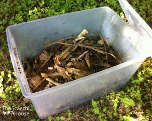 Storage Container Compost Bin